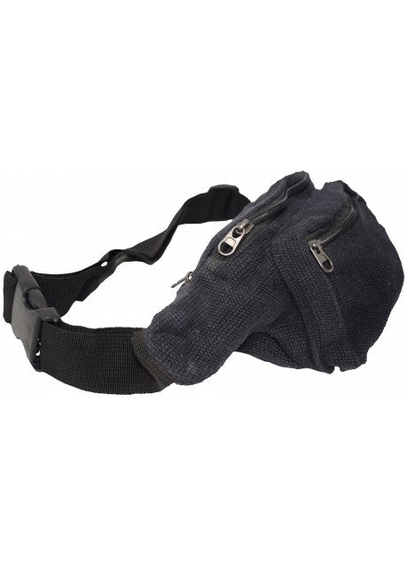Gheri Waist Cotton Bum Bag C