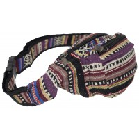 Gheri Waist Cotton Bum Bag I