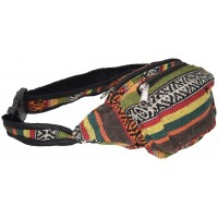 Gheri Waist Cotton Bum Bag L