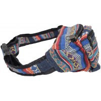 Gheri Waist Cotton Bum Bag N