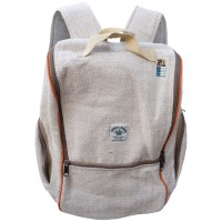 Hemp Travel Laptop Backpack
