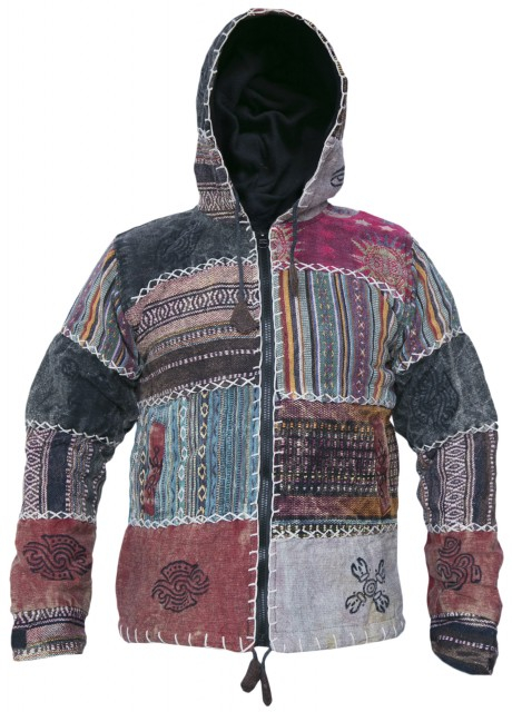Sun Moon Gheri Jacket
