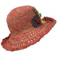 Hemp Cotton Panama Straw Hat H