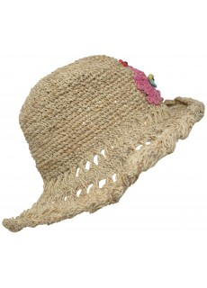 Hemp Cotton Panama Straw Hat J