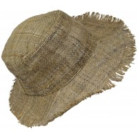 100% Hemp Straw Hat C