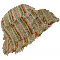 100% Hemp Straw Hat F