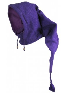 Elf Hood Purple