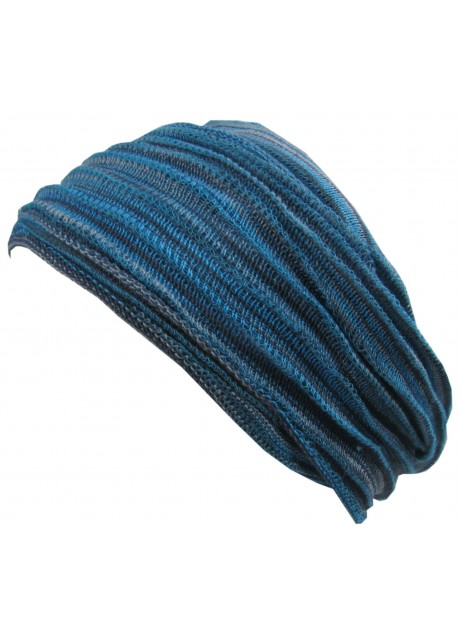Blue Mix Double Headband