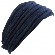 Navy Blue Double Headband