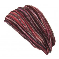 Pink Red Mix Double Headband