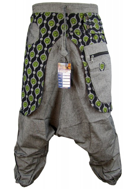 Eye Trouser Light Grey