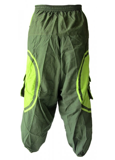 OM Symbolic Pants Green