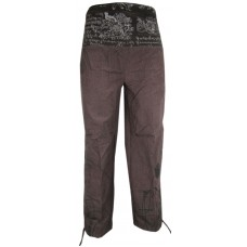 Mantra Yoga Trouser Brown