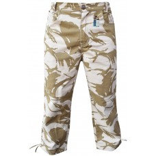 Camouflage Cargo Military Cotton Trousers