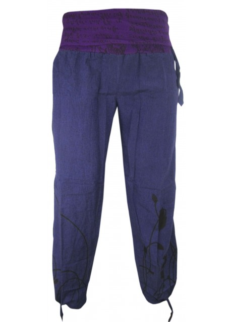 Mantra Yoga Trouser Purple
