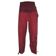 Mantra Yoga Trouser Maroon