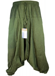 Cotton Green Mens Harem Pants